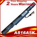 Batteria del computer portatile per Acer AS16A5K AS16A7K AS16A8K Aspire E15 E5-475G 523G 553G 573G 575G 774G e5-575 E5-575-59QB Serie