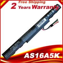 Laptop Batterij voor Acer AS16A5K AS16A7K AS16A8K Aspire E15 E5 475G 523G 553G 573G 575G 774G e5 575 E5 575 59QB Serie