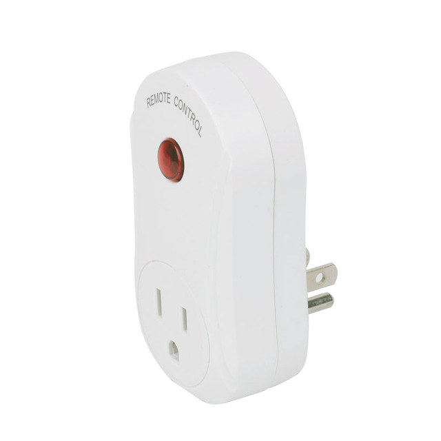 Wireless Remote Control Outlet