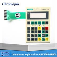 Membrane keyboard for 6AV3505-1FB00 6AV3505-1FB01 6AV3505-1FB12 OP5/A1 keypad switch