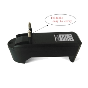Image 4 - EU Caricabatterie Universale Per 3.7V 18650 26650 16340 14500 Li Ion Ricaricabile Batteria Singolo slot caricatore automatico