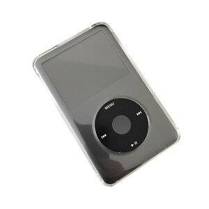 Image 3 - Coque de protection rigide en cristal Transparent pour Apple iPod Classic 6th 80GB 120GB 7th 160GB coque fundas