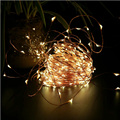 xtf2015 20M 200 Leds LED Starry Waterproof  Lights with Remote Control Copper Wire Light for Bedroom Patio Wedding Parties DY-20