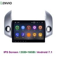 Lenvio ips 2G Оперативная память 2 Din Android 7,1 автомобиль dvd радио GPS навигация Мультимедиа для Toyota Previa RAV 4 RAV4 2007 2008 2009 2010 2011 2012