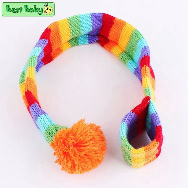 Knitted Hat Scarf Accessories 6