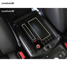 Central Armrest Storage Box Container Interior Stowing Tidying Accessories Car Styling For Nissan X-Trail X Trail T32 2019 2018