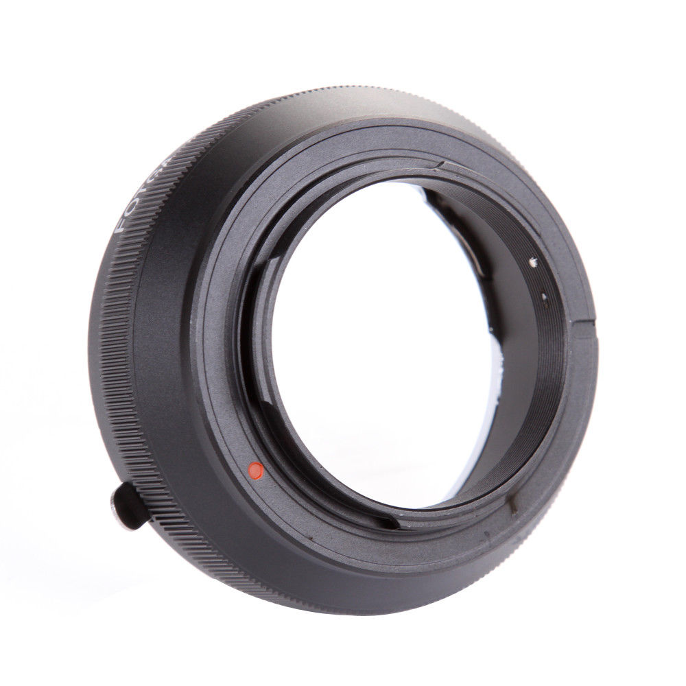 Image 5 - FOTGA Adapter Ring Camera Rings for Canon EOS EF Lens to Sony E Mount NEX 3 NEX 7 6 5N A7R II III A6300 A6500-in Lens Adapter from Consumer Electronics