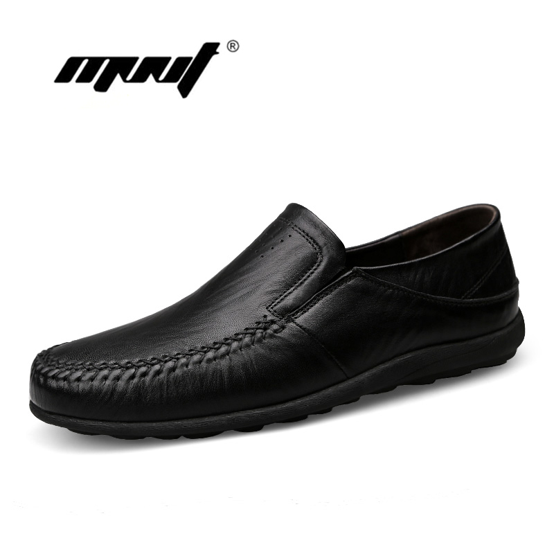Natural Leather Men Shoes , High Quality Men Casual Shoes Slip On Fashion Flats Shoes Loafers Moccasins dxkzmcm men casual shoes 2016 fashion men shoes leather men loafers moccasins slip on men s flats loafers