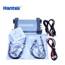 ПК USB осциллограф Hantek официальный 6254BC 4 Каналы 250 мГц 1GSa/s запись сигнала и функция воспроизведения портативный Osciloscopio