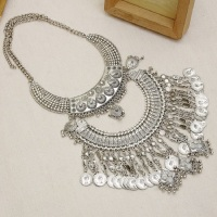 Naomy&ZP Big Necklace For Women Maxi Statement Necklace Chunky Necklace Fashon Jewelry Accessories