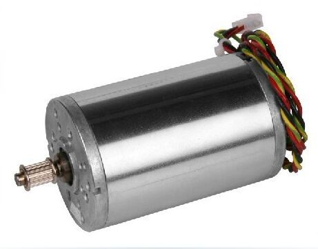 Free shipping Designjet 5000 5500 Carriage (scan-axis) motor assembly Original New Q1251-60268 C6090-60092 C6090-60328 plotter цены онлайн