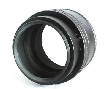 M65-m65 25mm-55mm M65 To M65 Mount Focusing Helicoid Ring Adapter 25-55mm Macro Extension Tube