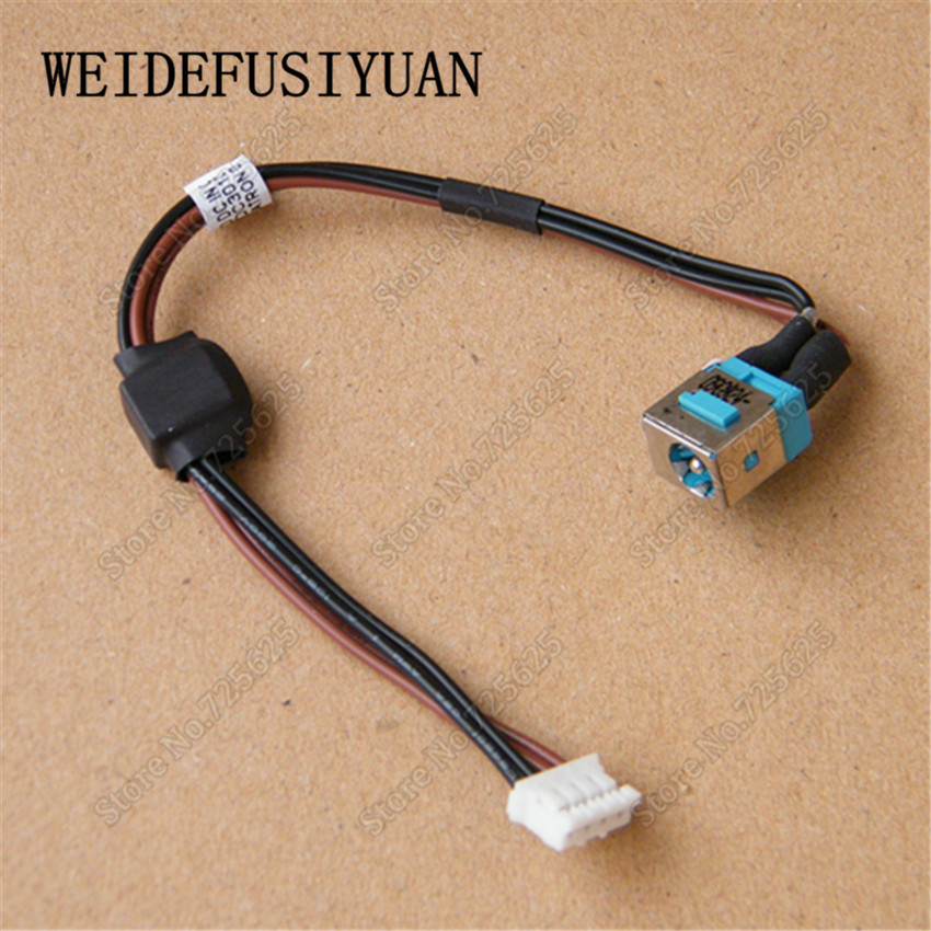 AC DC Power Jack Charging Port Connector Socket Cable Harness for <font><b>Acer</b></font> Aspire 4310 <font><b>4920</b></font> 4930 5620 5260G 5620Z E510 10pcs/lot image