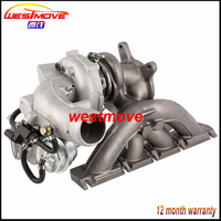 k04 turbo 5304 988 0064 5304 970 0064 06F145702CX turbocharger for Audi S3 8P PA TT S 8J Seat Leon Volkswagen Golf V 2.0 TFSI