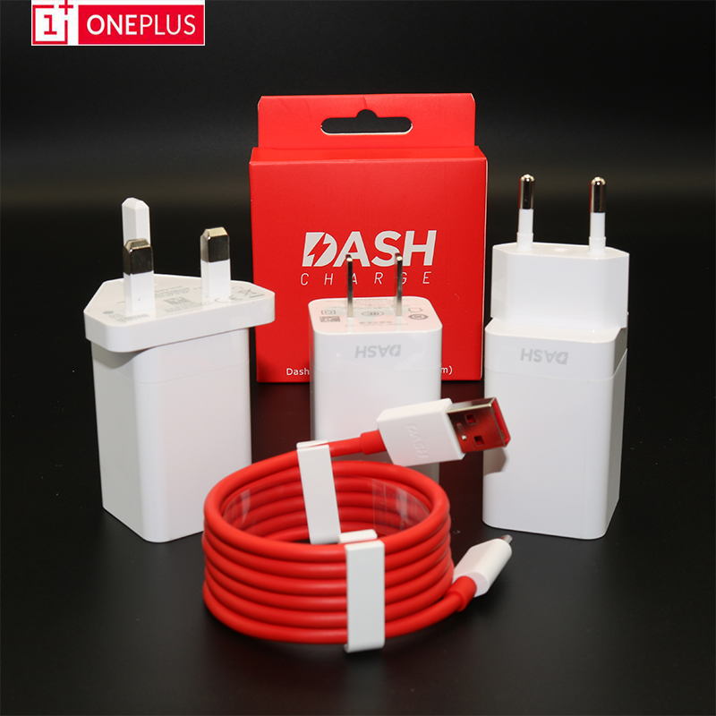 Original Oneplus 3 3T 5 Dash charger 5V/4A One plus Three Fis
