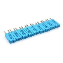 купить 10 pcs DC 14V 15Amp  trumpet automatic reset circuit breaker protection 14V DC дешево
