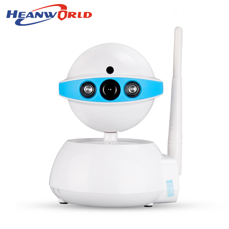 New WiFi IP Camera Home Security Camera Wireless 720P Night Vision Infrared Two Way Audio Baby Camera Monitor Video Webcam