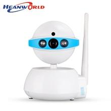 Новый Wi-Fi Ip-камера Главная Камеры Безопасности Беспроводной 720 P Инфракрасного Ночного Видения Двухстороннее Аудио Монитор Младенца Камера Видео веб-камера