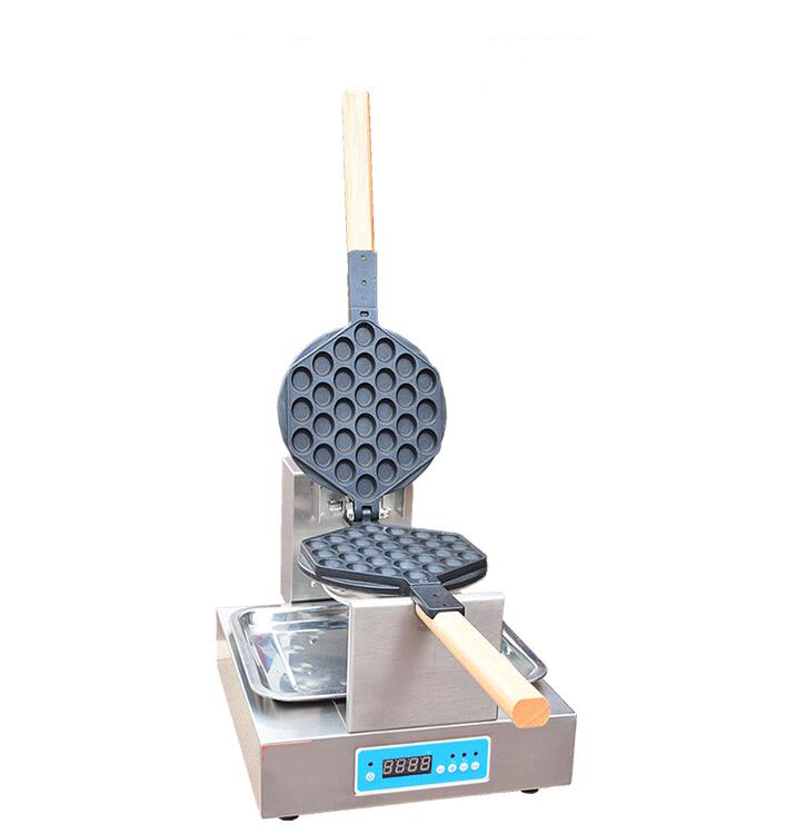 Free shipping cost  Computer Version 220v Egg Waffle Maker Digital Display Bubble Egg Puffs cost justifying usability