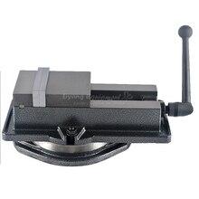 Präzision maschine schraubstock CNC schwere 4/5/6/8 zoll winkel festcode clamp für fräsmaschine flache zange