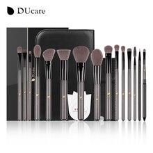 DUcare Professional 15pcs Makeup Brushes Set Powder Foundation Eyeshadow Eyeliner Lip Brush Tool Make Up Brush Set for Beauty