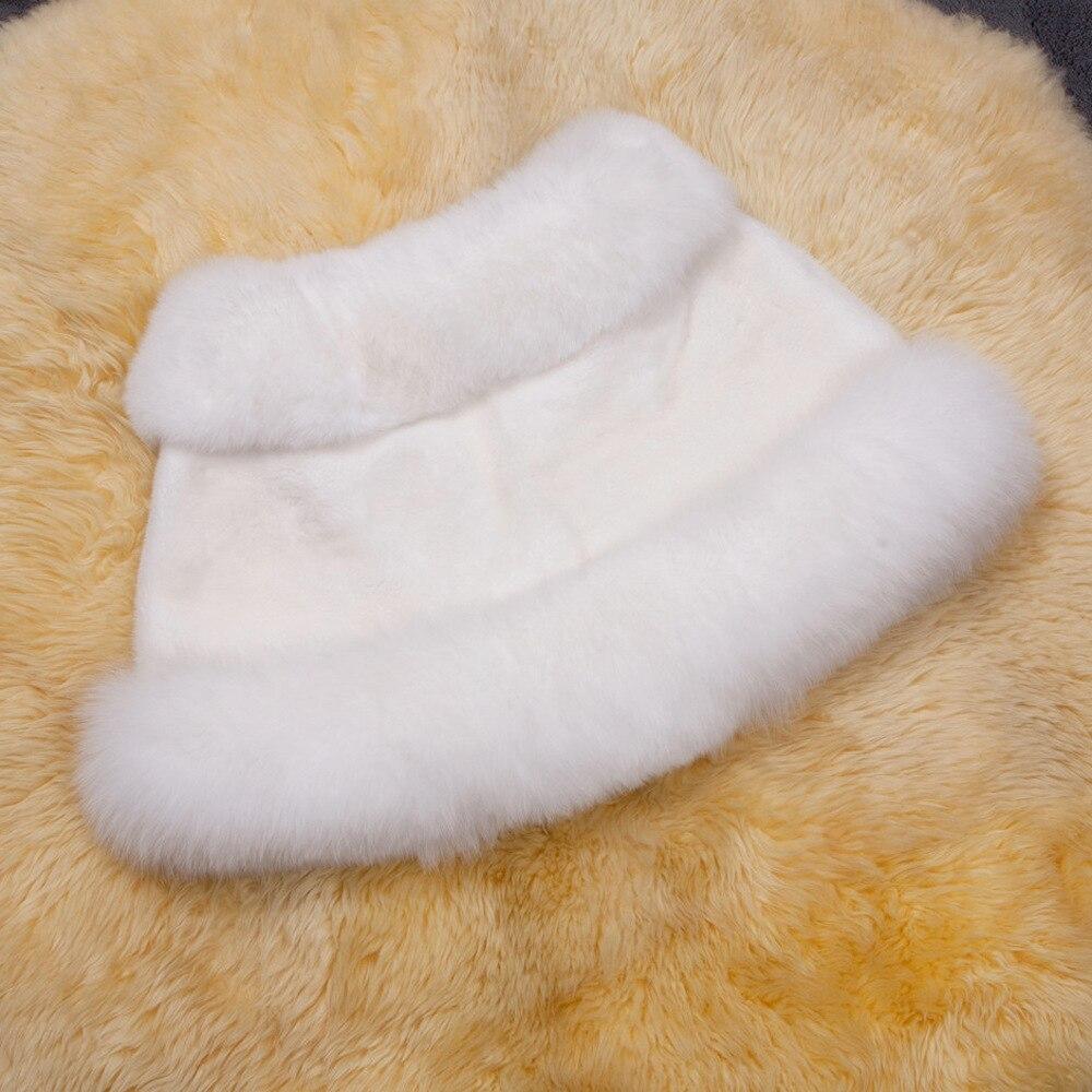 Europe and America autumn and winter new imitation fur bride dress bridesmaid fur shawl cape coat (20)