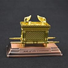 "Sale Amazing Ark Of The Covenant Jewish Testimony Judaica Israel Gift 4"" Long"