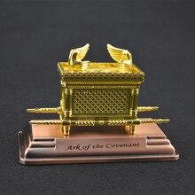"""Satış inanılmaz Ark en sözleşmesi yahudi tanıklık Judaica İsrail hediye 4 """"uzun"""