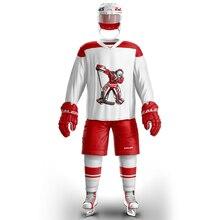 COLDOUTDOOR ice hockey practice jerseys  Spot for men&boy-adilt&youth