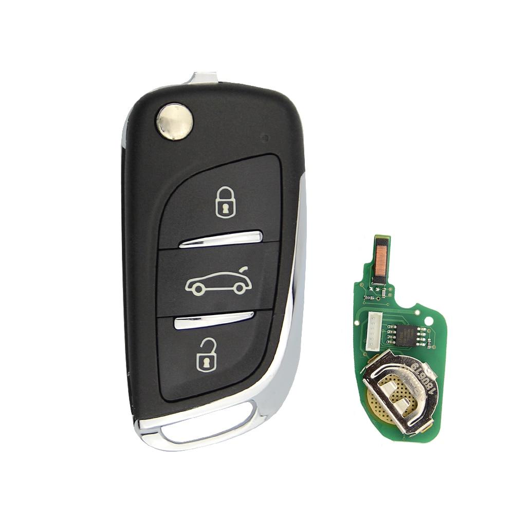 OkeyTech NB11 5 Function Chip In One Key DIY Multi-functional Universal KD Remote Key for KD900 KD900+ URG200 NB-Series 5PCS/LOT