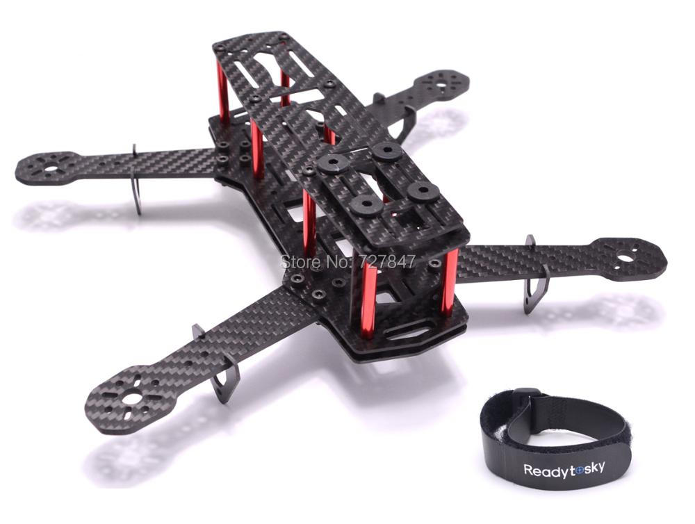 ZMR250 H250 250 Carbon Fiber / PDB 250 250mm Mini Quadcopter Frame Kit  4 Axis Mulitcopter RC NEW for QAV250 rc plane 210 mm carbon fiber mini quadcopter frame f3 flight controller 2206 1900kv motor 4050 prop rc