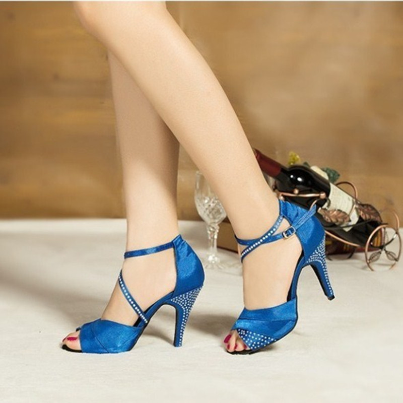 Precise New 2018 Women Latin Dance Shoes For Kids Ballroom Dancing Bailarinas Shoes Ballroom Dance Shoes For Women Latin Shoes