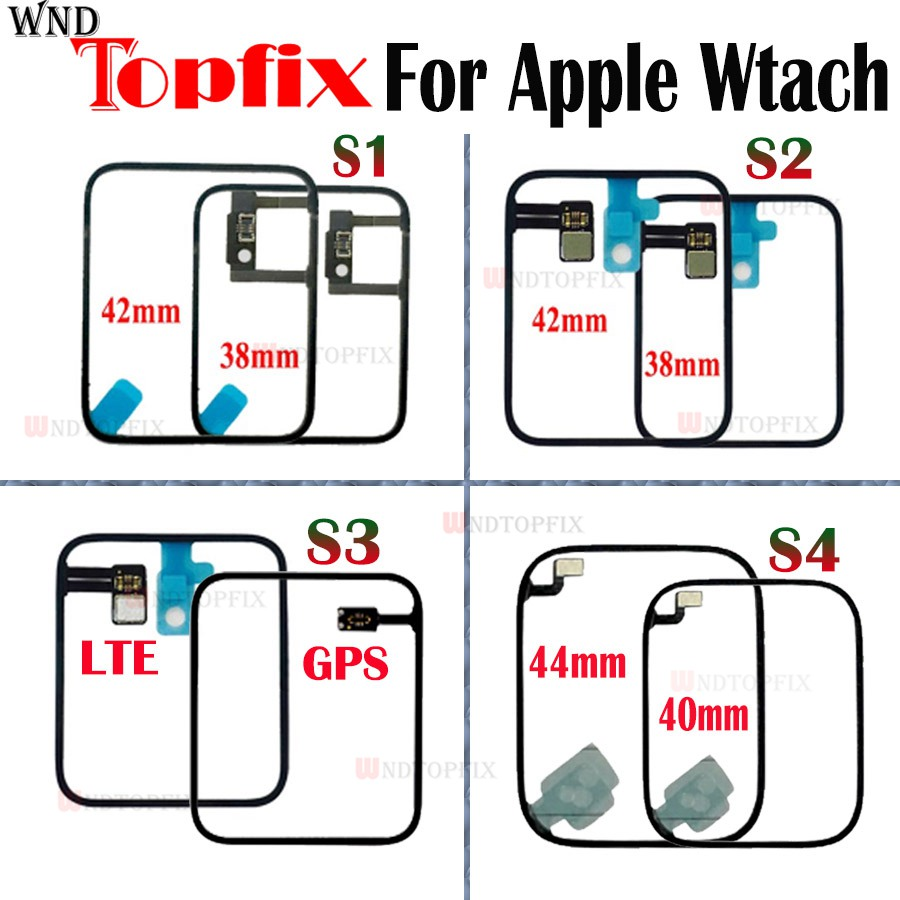 For Apple Watch Force 3D Touch Sensor Flex Cable For Apple Watch Series 1 2 3 4 Gravity Induction Sense Coil 38mm 42mm 40mm 44mm