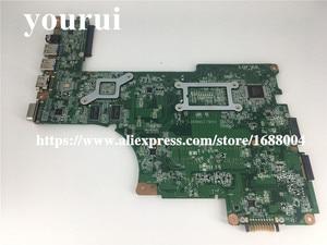 Image 3 - Laptop motherboard Para Toshiba satellite L50 B L50T motherboard Com I7 4500U A000295850 DABLIDMB8E0
