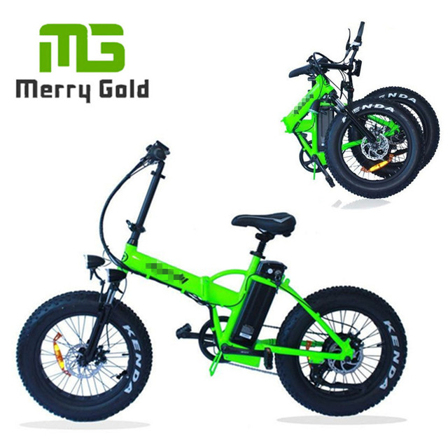 2017 Small Electric Bike Fat Tire Bicycle Folding China Ebikes Motor Mini Type E With 48v 750w