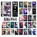 Youpop KPOP BTS КРЫЛЬЯ J-HOPE JIN Альбом ЛОМО Карты K-POP Новая Мода Самодельных Бумаги Фото Карта HD Фотокарта LK420
