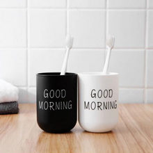 Wholesale Toothbrush Cup Personality Music Note Milk Juice Lemon Mug Coffee Tea Cup Home Office Drinkware Unique Gift #F(China)