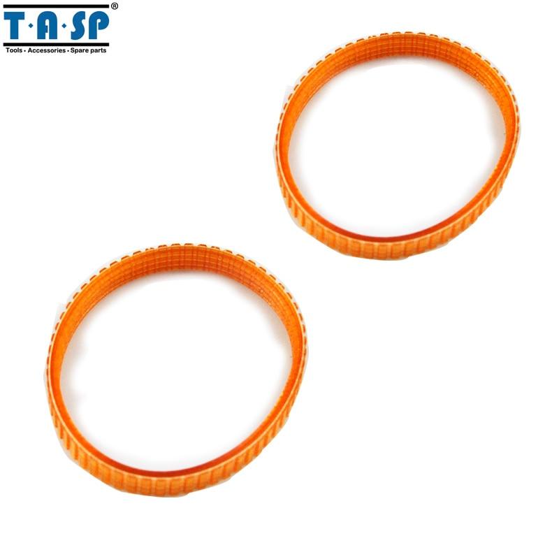 TASP 2PC Planer Drive Belt Part Number 225007-7 forMakita KP0800 1900B N1923BD 1923B KP0810C KP0810 precor c956i motor drive belt model number c956i