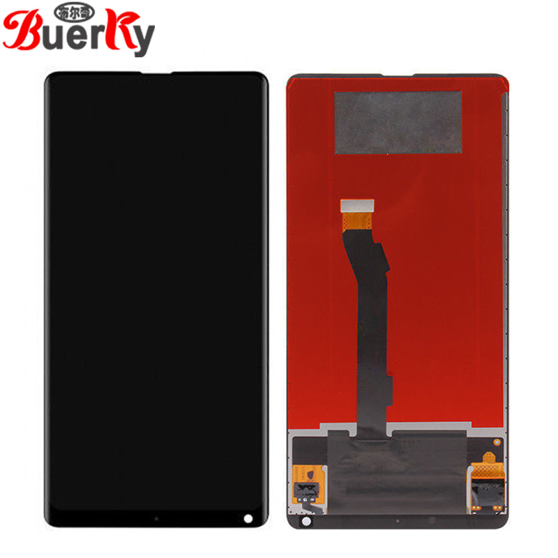 BKparts 5.99 Tested For Xiaomi Mi Mix 2S LCD Display Touch Screen Glass Digitizer Complete Assembly ReplacementBKparts 5.99 Tested For Xiaomi Mi Mix 2S LCD Display Touch Screen Glass Digitizer Complete Assembly Replacement