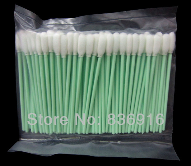 Mimaki for Solvent Resistant Printers: Roland 50pcs//bag Cleaning Swabs Mutoh