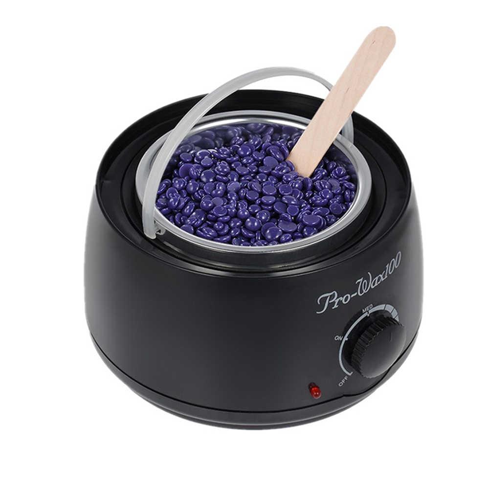 Balmumu Isıtıcı Epilasyon Parafin Banyosu Epilasyon Araçları Mini SPA El Epilatör Ayak Balmumu ısıtıcı makinesi Güzellik Salonu Ekipmanları