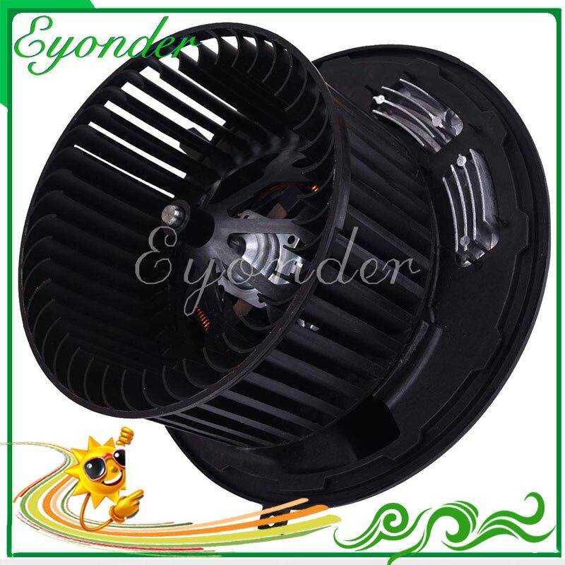 AC A/C klimatyzacja podgrzewacz elektroniczny ogrzewanie fan silnik dmuchawy dla BMW E90 E91 E92 E93 316 318 320 325 330 335 64116933663