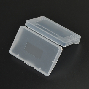 Image 5 - 20pcs Plastic Game Cartridge Cases Storage Box Protector Cover Replacement Shell For Nintendo for GameBoy Advance  for  GBA SP