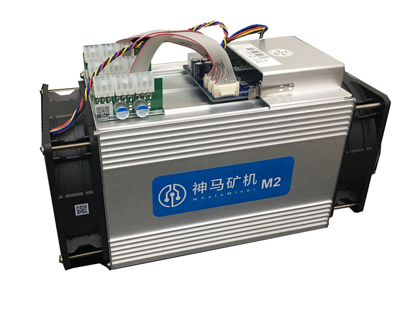 Asic Bitcoin Miner for WhatsMiner M2 9.3TH/S good quality as Antminer S9 with Power Supply bitcoin miner antminer s7 4 73th asic miner 4730gh newest btc miner better than antminer s5 with psu