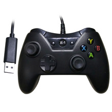 ViGRAND Free Shipping 5PCS Wired Controller Joystick GamePad for Xbox One  whole sale