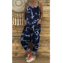 34ca80bf735 (Ship from US) 2019 new bodysuit women Camouflage Print Loose Jumpsuits  Rompers V-neck Herem Pants plus size bodysuit sexy streetwear