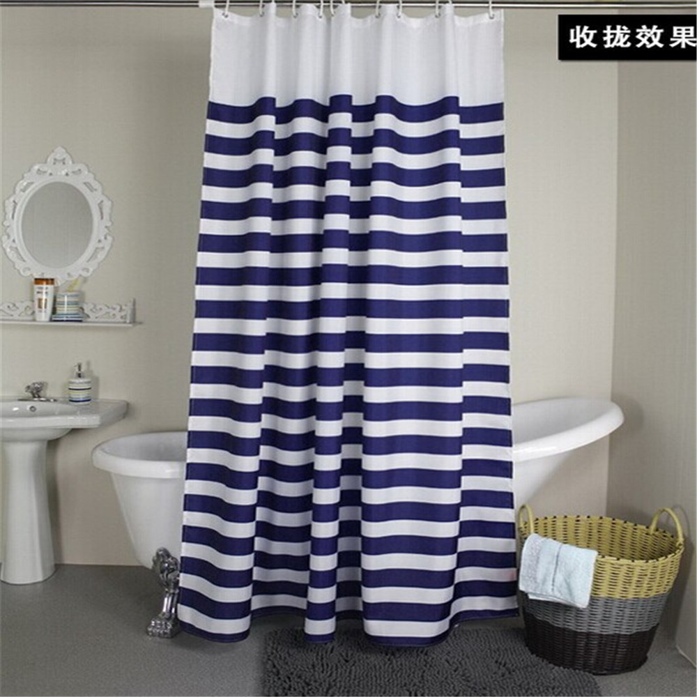 Blue bathroom curtains - Blue Bathroom Curtains