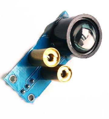 送料無料! 5 5mw のレーザセンサ拡散反射スマート車/工業検査モジュールセンサー