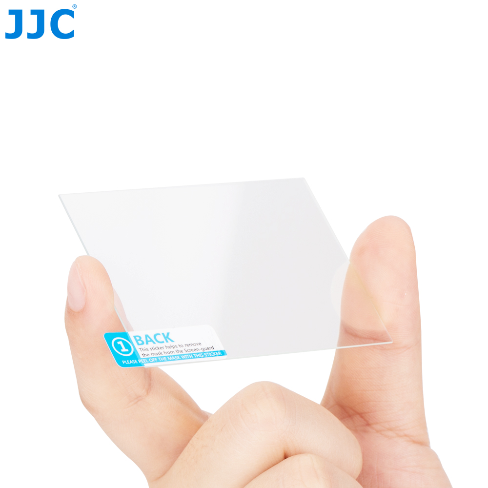 JJC Glass LCD Screen Protector 95% High Transmittance9H Tempered Guard Film For RICOH GR III GRIII GR3 Camera Accessories