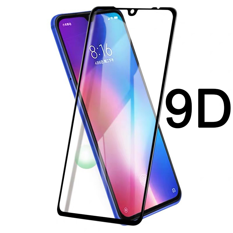 9D protective tempered glass for Xiaomi Mi 9T Pro 9X 9 SE X screen protector Mi9t Mi9 Mi9x Mi9se Mi9tpro 9tpro 9se pelicula glas(China)